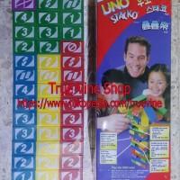 UNO Stacko (UNO Balok) High Quality / Plastik Lebih Tebal & Kuat