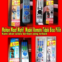Jual Remote TV Universal Joker / Remote TV Multi Joker Murah