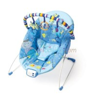 Bright Starts Elephant March Bouncer Color Full Age 0M+
