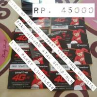 harga Kartu Perdana Reguler 4G smartfren support true unlimited Tokopedia.com