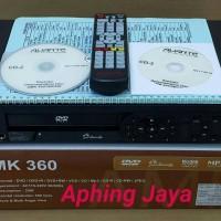 DVD Player Super Karaoke AVANTE AMK-360