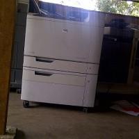 printer hp laserjet cp6015x warna a3