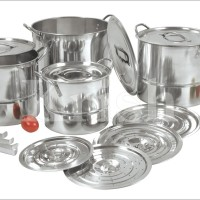 Stock Pot Steamer 555 (INDIAN)