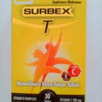 Surbex T strip isi 6 tablet