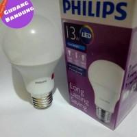 Lampu led philips 13 watt (1.400 Lumens)