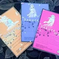 Komik Cabutan Sakura Wars 1,2,4
