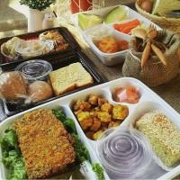 Makanan olahan diet mayo catering