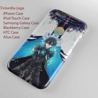 sword art online 3 Hard case Iphone case dan semua hp