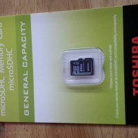 SD card Memory card kartu memory MMC Toshiba 64GB class 10