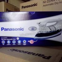 Strika Panasonic NI-22AWT Berat Asli, Baru, Garansi Resmi