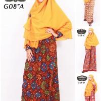 Batik Hijab Syari Putri Ayu Solo