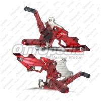 Footstep - Foot Step Depan - Underbone YZF R25 Merah