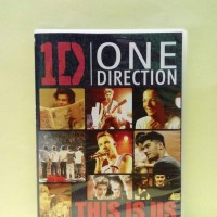 ONE DIRECTION - THIS IS US THE ULTIMATE FAN EDITION ( DVD )