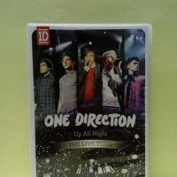 ONE DIRECTION - UP ALL NIGHT THE LIVE TOUR ( DVD )