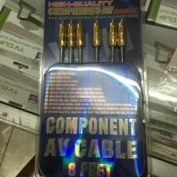 Component AV Cable Wii / Kabel Komponen Wii