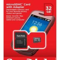 SanDisk Ultra Micro SDHC 32GB