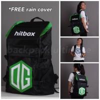 Tas Gaming Dota2 Dota 2 CS:GO Backpack Ultimate Ransel Bag Team OG GG