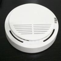 harga Smoke Detector / Sensor Kebakaran Dengan Speaker Built-in (Standalone) Tokopedia.com