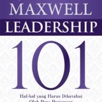 Buku Leadership 101. John C Maxwell