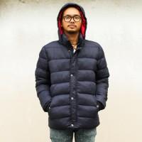 harga New S.Oliver Men Outfit Zipper Jacket Winter Warm Duck Down Coat Hoode Tokopedia.com