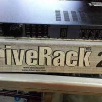 Speaker Management Dbx Drive Rack Pa 260 Plus Software Prosesor Utilit
