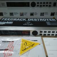 harga Feedback Destroyer / Antifeedback Behringer Fbq 1000 Tokopedia.com