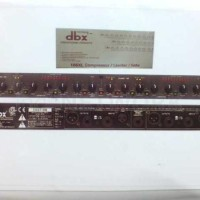 kompresor compressor audio dbx 166 xl