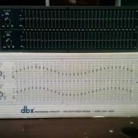 equalizer eq dbx 1231 stereo 2x31