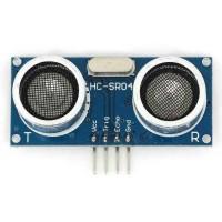 HC-SR04 HC SR04 Sensor Ultrasonic / Ultrasonik u/ uC / Arduino /Raspi