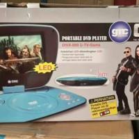dvd portable gmc 7