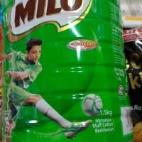 Nestle Milo Activ-Go 1.5kg Minuman Malt Coklat Malaysia