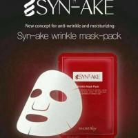 Secret Key SYN-AKE Syn Ake Anti Wrinkle Mask Pack