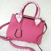 Fendi 2 Jours/Jour mini Pink Fanta