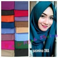 Hijab / Jilbab / Kerudung Pashmina IMA / IMA Scarf