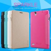 NILLKIN Sparkle Series Leather Case XiaoMi Xperia C4