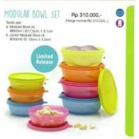 Tupperware Modular Bowl Set Mangkok Tempat Makan