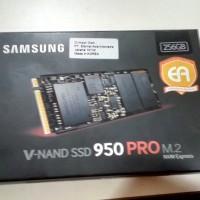 Samsung Ssd 950 Pro M.2 256gb Pci-Express 3.0 X4 Mz-V5p256bw