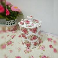 harga toples shabbychic, toples keramik Tokopedia.com
