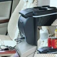 Portable Electronic Cooling Warming Kulkas Dlm Mobil Isi 6L