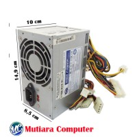 Power Supply ATX 20PIN High Power (Built Up / Branded)