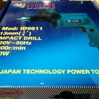 Mesin Bor Fujiyama 13 MM Reversible | Impact Drill ID9811