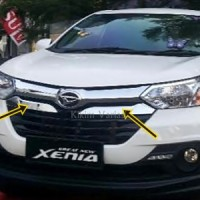 Cover Grill Great New Xenia 2016 | Gratis Pasang