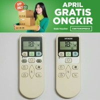 Remot / Remote AC Hitachi ORIGINAL