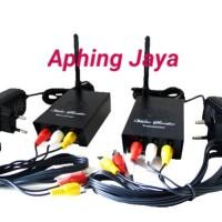 harga Audio Video Sender 1watt / Room to Room Tokopedia.com