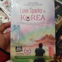 Love Sparks In Korea (Asma Nadia) - Novel Original / Asli