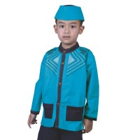 Baju Koko/Baju Muslim Anak Laki Laki Cute & cOOL QJR 2154
