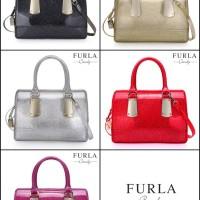 New Furla Candy Glitter Handle bag (6666-2)
