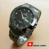 jam tangan cowok swiss army ( tissot ck bonia casio nautica )