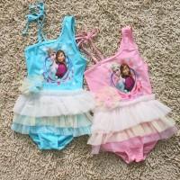 Baju Renang / Swimsuit / Bikini Anak Frozen Tutu