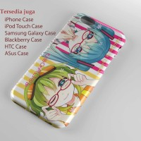 cartoon Vocaloid Hard case Iphone case dan semua hp